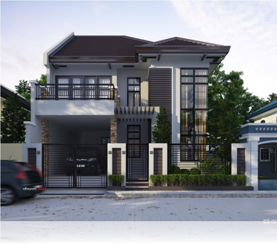 To Build a Single-Storey or Two-Storey House? - Sotech Asia Blog