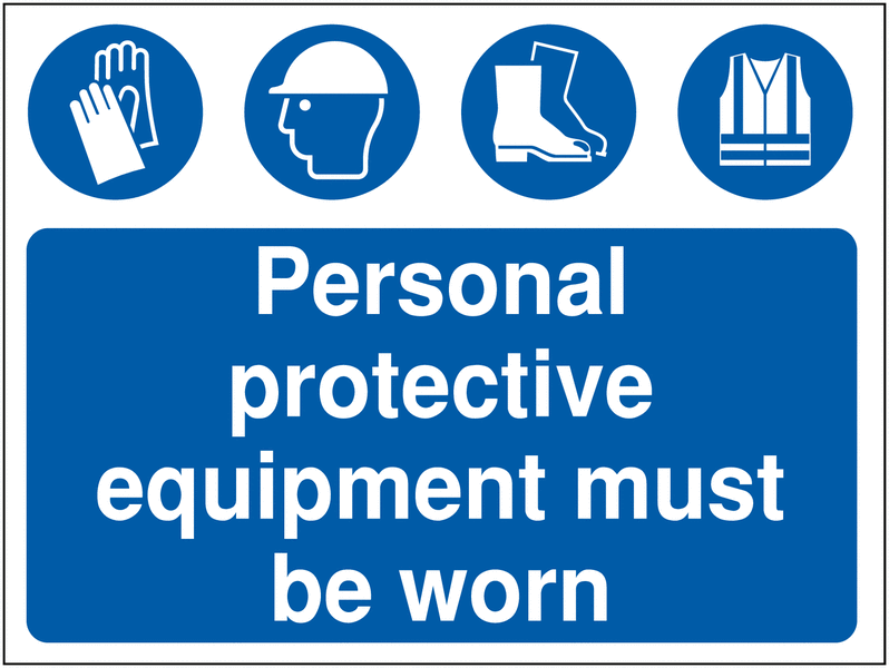 which personal protective equipment should be removed first