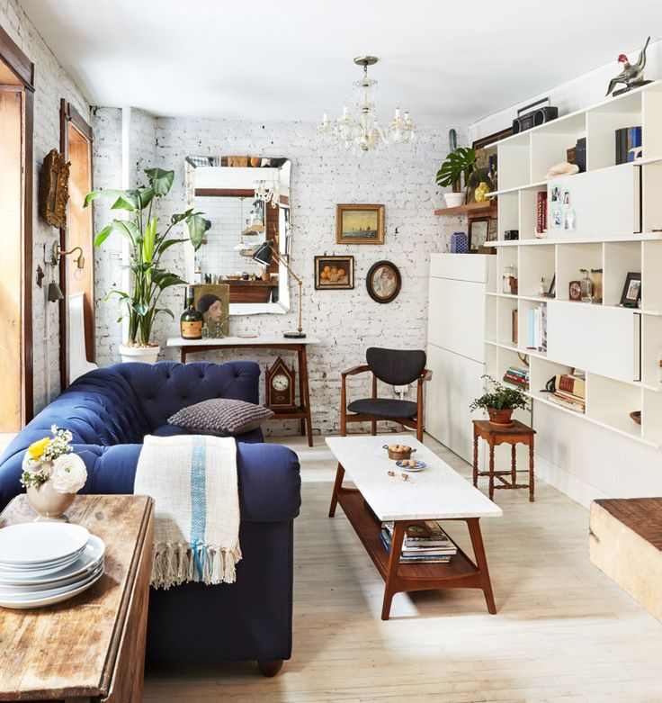 Making Most Of Small Spaces